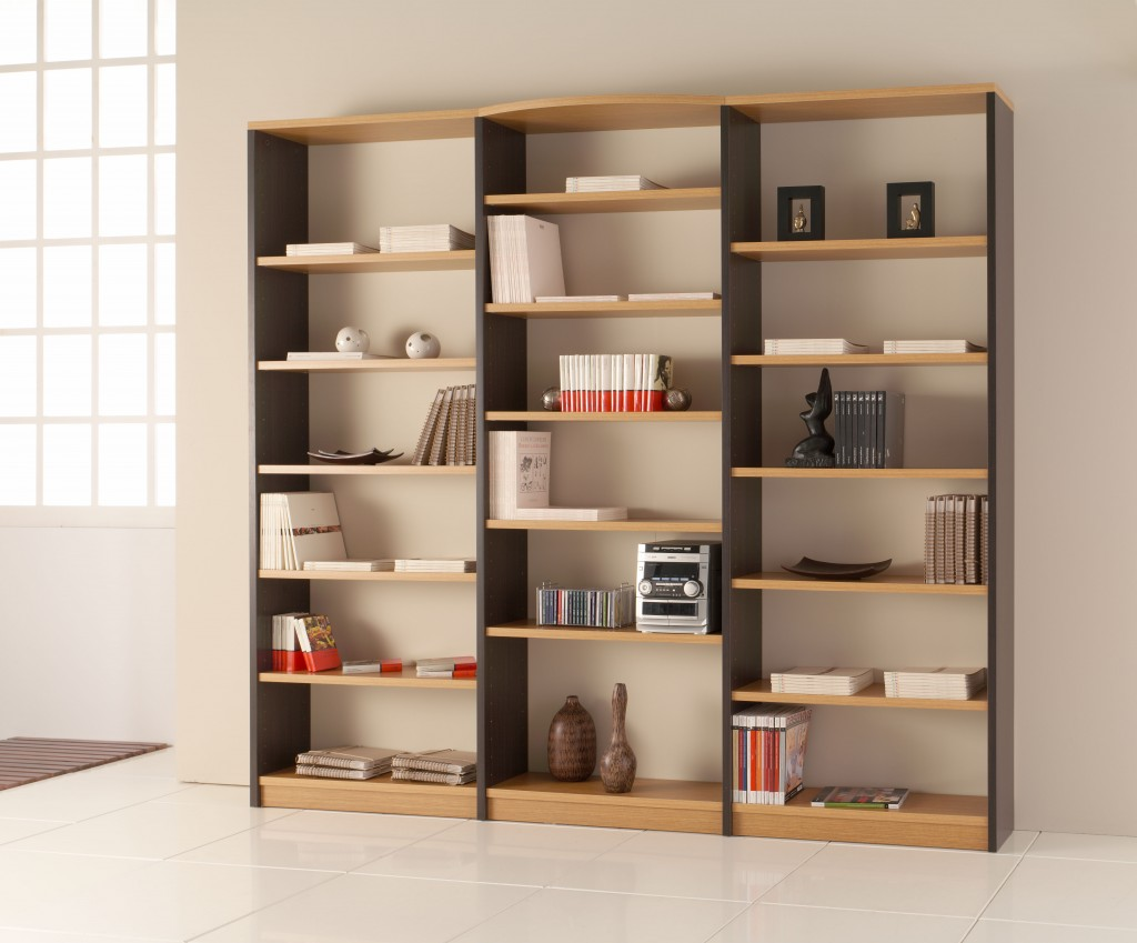 Bibliotecas solytec muebles de oficina solytec for Biblioteca para oficina