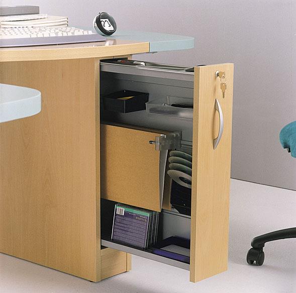 Cajoneras y bucks solytec mobiliario de oficina solytec - Cajonera de oficina ...