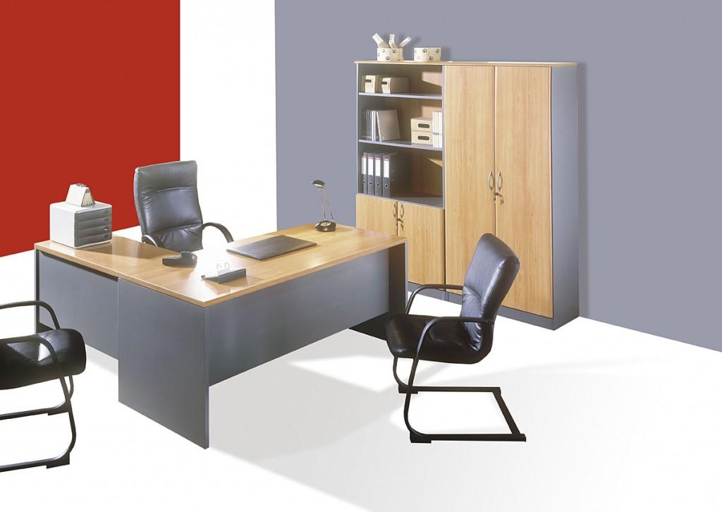 Serie adara solytec muebles de oficina solytec for Mobiliario de oficina ocasion