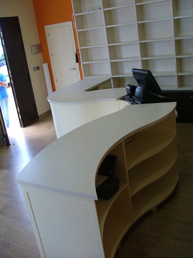 Mostradores solytec mobiliario para oficinas solytec - Mostradores para oficinas ...