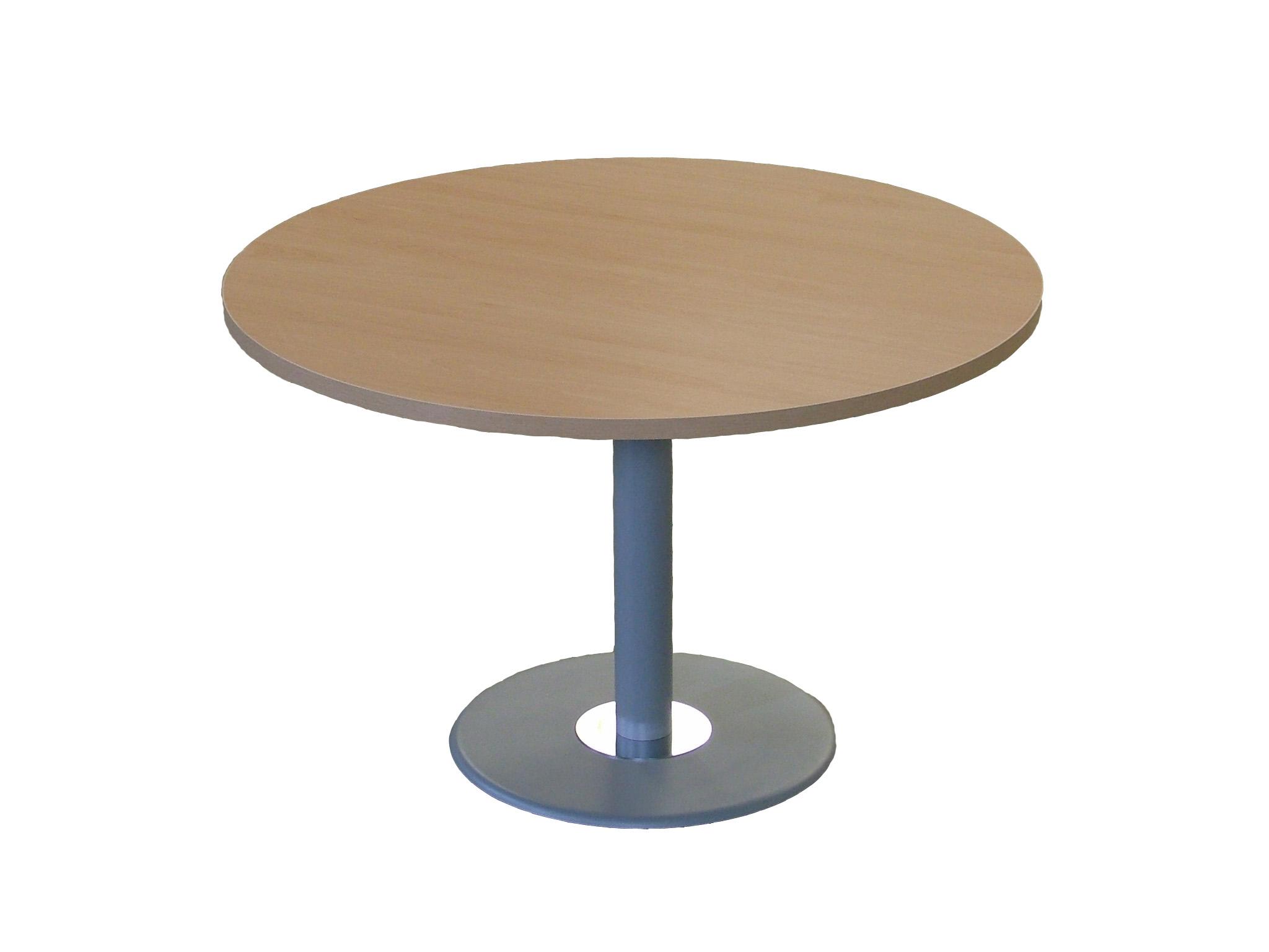 MESA REDONDA NATURAL 1_B - Solytec - Muebles de Oficina | Solytec ...